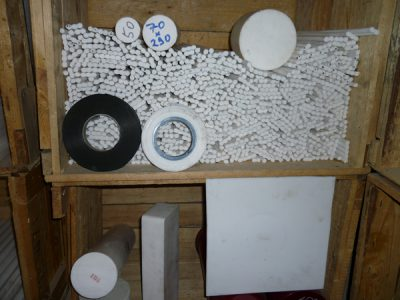 Информация о материале — фторопласт